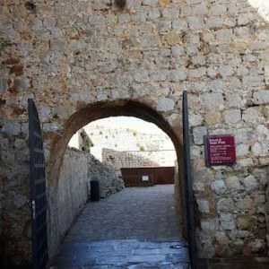 El recinto amurallado de Dalt Vila en Ibiza