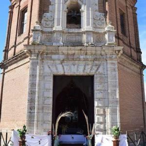 La Ermita del Cristo de las Batallas en Rueda