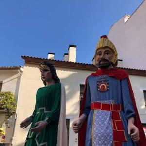 Fiesta de la Virgen de la Nueva en San Martín de Valdeiglesias