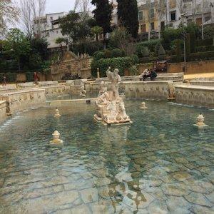 La fuente del Rey en Priego de Córdoba