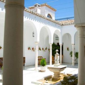 El Hotel Villa de Priego en Priego de Córdoba