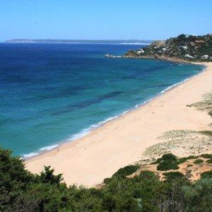 Playa de los Alemanes en Tarifa