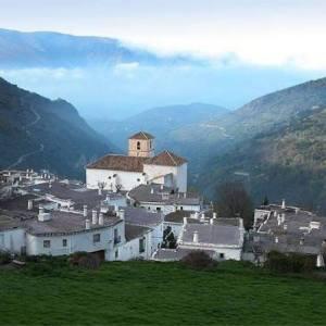 El barranco de Poqueira en Granada