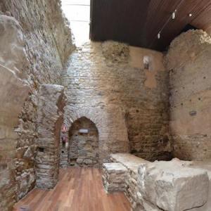 Torre homenaje en Alcalá de los Gazules