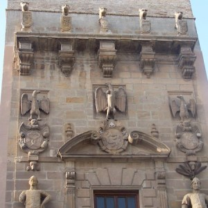 Palacio Niños de Don Gome en Andújar