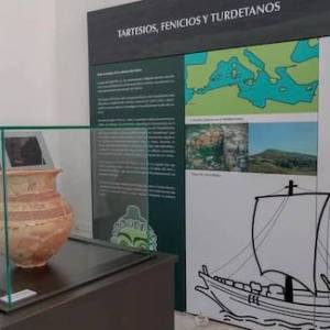 Colección Museográfica de Arqueología en Vejer de la Frontera