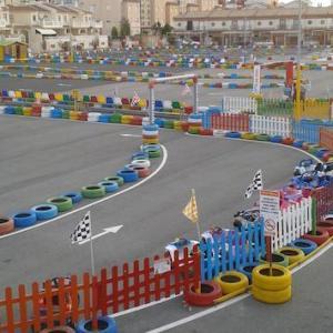 Planes familiares con karts en Huelva