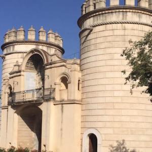 La Puerta de Palmas en Badajoz