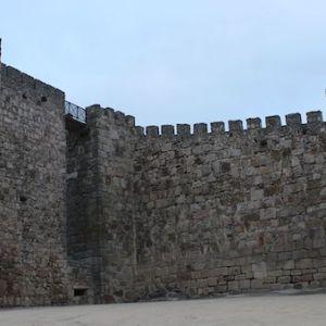 El castillo de Trujillo