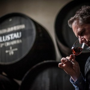Cata de 9 vinos en bodegas Lustau en Jerez de la Frontera