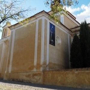 El Convento de San Diego en Fuente de Cantos