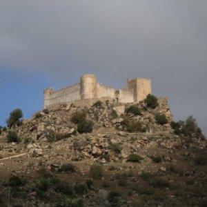 El castillo de Burguillos del Cerro