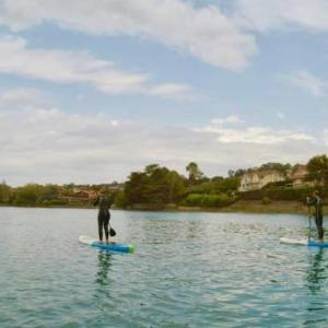 Sup paddle surf en Vizcaya