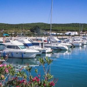 El Puerto Deportivo de Barbate