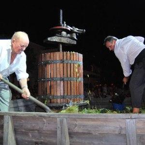 Fiesta de la vendimia en Montilla