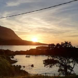 La playa de Arenillas en Islares
