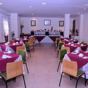 Hotel los Castaños en Aracena