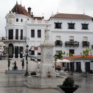 Las plazas de Aracena