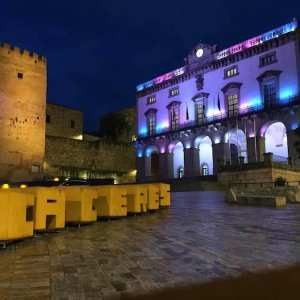 Visita guiada Cáceres Nocturna