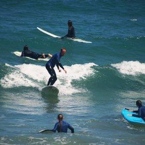 Surf camp San Vicente de la Barquera