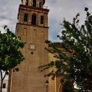 La iglesia de Nuestra Señora de la O en Sanlúcar de Barrameda