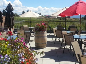 Blue Saffron Bistro - Volcanic Hills Estate Winery