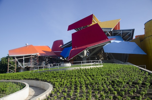 biomuseo frank ghery