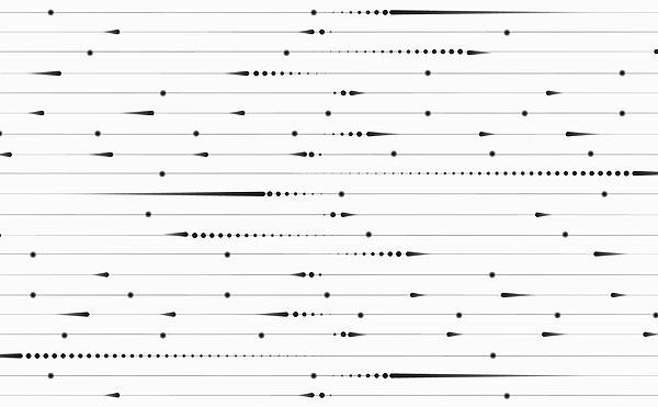 Fugue, la cambiante identidad gráfica de Sagmeister&Walsh