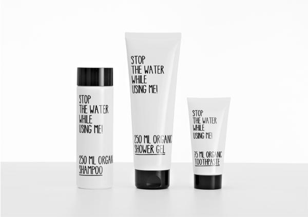 Packaging y tipografía por KOREFE