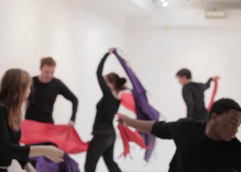 Scarf Dance