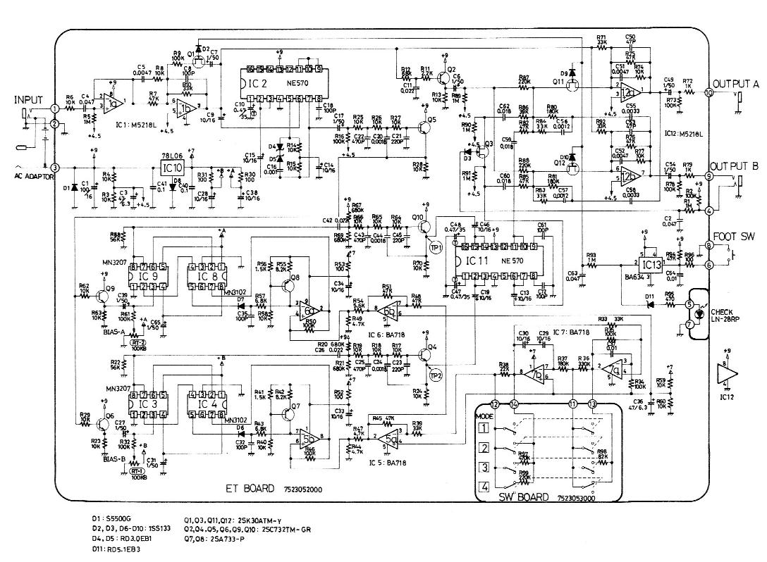 Images About Guitar Schematics
