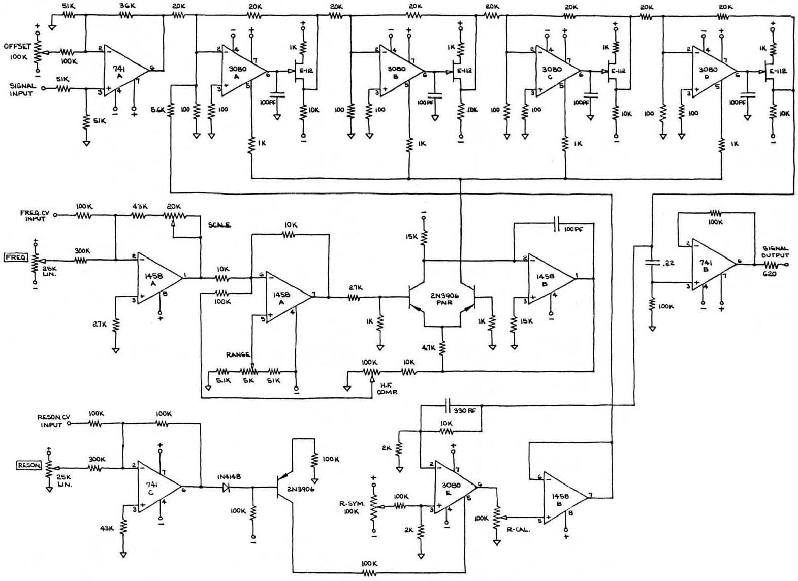 Index Of Diy Schematics Filters Wahs And Vcfs