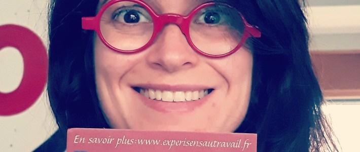 Babette DECLERCK ExpériSens au Travail
