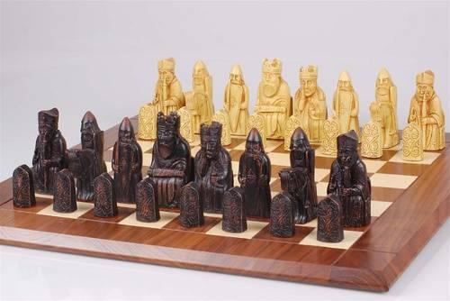 antique chess sets