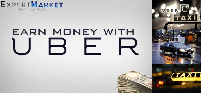 earn money with uber cabs