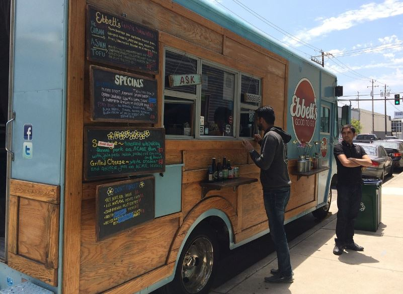Food Truck Business Plan On How To Start A