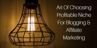 profitable niche for blogging