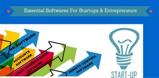 softwares for startup company