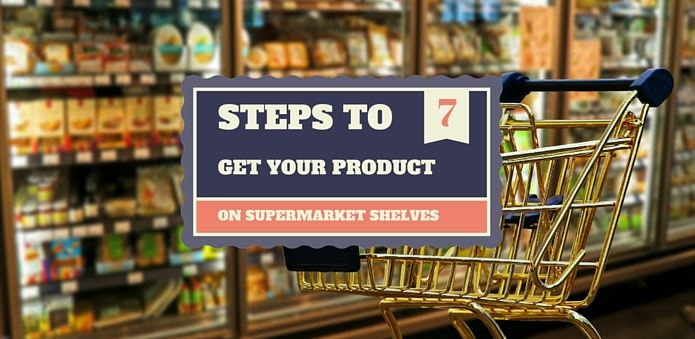 get your product on supermarket