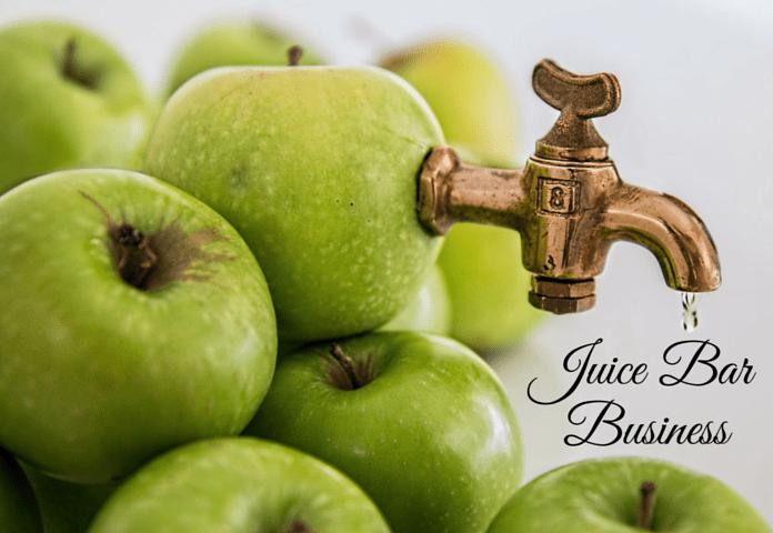 Juice Bar Business Plan – How To Start A Juice Bar