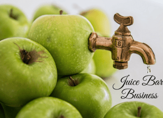 juice bar business ideas and plan