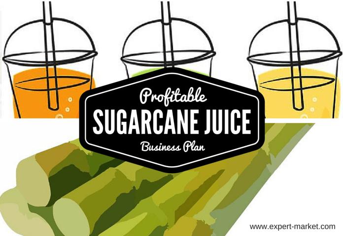 Marketing plan for sugarcane juice