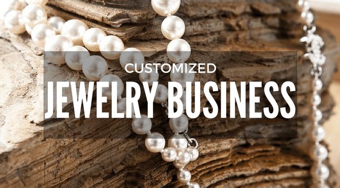custom jewelry business