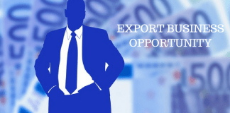 scope of export business india