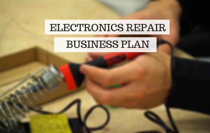 how to start electronics shop business