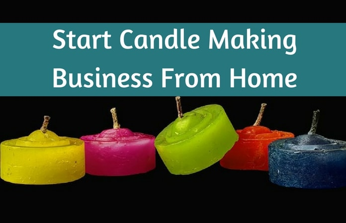 Project Plan for a Candle Business