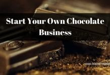 chocolate business india