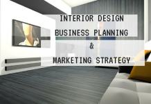 interior design business from home