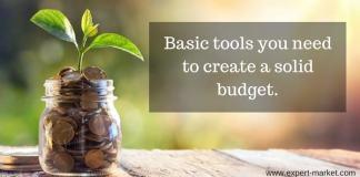 create budget