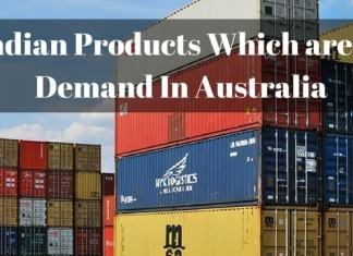 import to Australia from india
